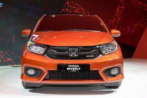 Honda Brio 2019 giá từ 350 triệu về Việt Nam, chuẩn bị đối đầu Hyundai Grand i10