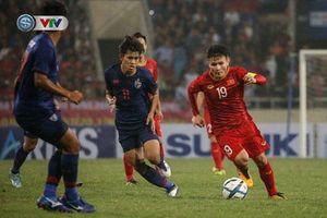 Lịch thi đấu ĐT Việt Nam tại King's Cup 2019
