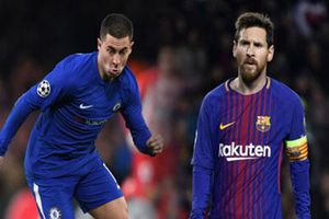 Vượt 70 nghìn cầu thủ, Hazard tiệm cận Messi nhất