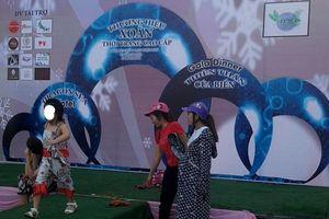 Biến tướng cuộc thi 'Thiên thần của Biển 2019' không phép ở Sầm Sơn