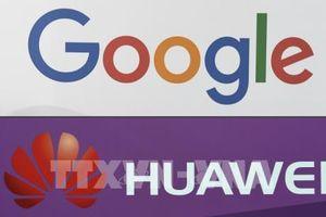 Huawei thảo luận cùng Google để đối phó với lệnh cấm của Mỹ