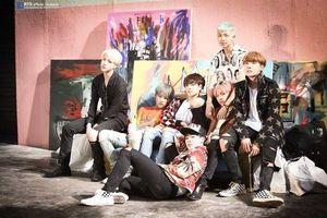 Tạm quên 'Boy With Luv', bản hit 'Fire' tiếp tục cán mốc thành tích mới cho BTS đây!