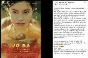 Hàng loạt cái tên trong làng nghệ thuật, nhà báo lẫn blogger nổi tiếng đều bức xúc trước thông tin phim Vợ Ba ngưng chiếu