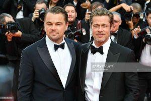 Leonardo Dicaprio và Brad Pitt phong độ, mỹ nhân 'Fast & Furious' Michelle Rodriguez khoe vai trần gợi cảm trên thảm đỏ Cannes ngày 8
