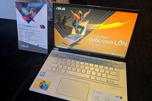 ASUS ra mắt dòng VivoBook mỏng nhất thế giới