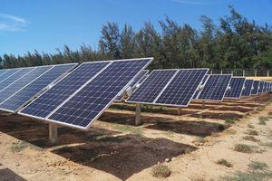 Quảng Ngãi có tiềm năng lớn về phát triển điện mặt trời mái nhà