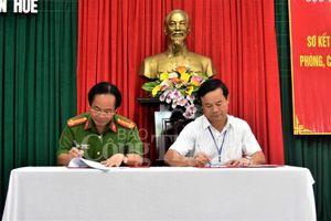 Thừa Thiên Huế: Ký kết quy chế phối hợp xử lý vi phạm trong lĩnh vực thuế