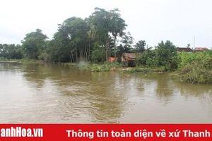 Thanh Hóa tiếp tục có mưa lớn, cảnh báo ngập úng, lũ quét, sạt lở đất