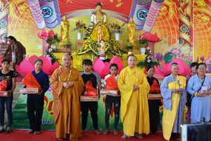 Bắc Giang: Chùa Ích Minh Hương Mai Việt Yên tổ chức Đại lễ Phật Đản