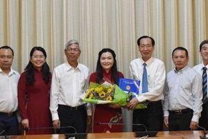 Phó Viện trưởng Viện Đào tạo Quốc tế giữ chức vụ Phó Giám đốc Sở Du lịch TP HCM