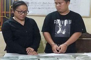 Hải Dương: Cảnh sát bắt giữ vụ vận chuyển ma túy lớn nhất từ trước đến nay
