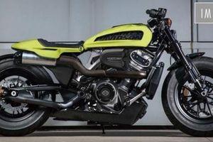 Harley-Davidson chuẩn bị trình làng Motor cỡ nhỏ cho người châu Á vào năm 2020