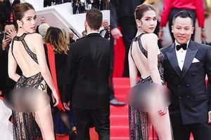 Khoe thân ở Cannes, chỉ Ngọc Trinh là không xấu hổ
