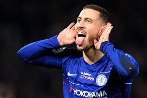 Chelsea chấp nhận bán Hazard cho Real Madrid