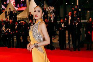 Sau Ngọc Trinh, thêm một người đẹp Việt 'náo loạn' thảm đỏ Cannes 2019