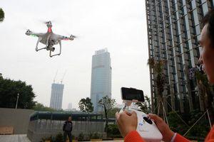 Mỹ cảnh báo 'họa lớn' từ máy bay không người lái Trung Quốc