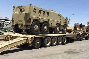 Đồng minh cấp tốc viện trợ cho LNA vũ khí 'khủng' hơn loại GNA vừa nhận