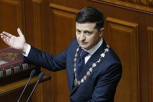 Ông Zelensky hứa làm hết sức để 'người Ukraine không khóc' trong 5 năm tới