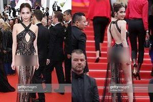 Sau vụ Ngọc Trinh diện trang phục gây sốc tại Cannes 2019: Ăn mặc hở hang sẽ bị xử lý ra sao?