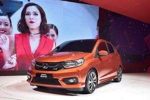 Honda Brio sắp xuất hiện tại Việt Nam