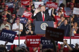Ông Trump muốn làm tổng thống Mỹ 5 nhiệm kỳ