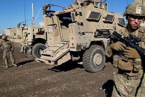 Mỹ cho 70 xe chở quân từ Jordan sang Iraq