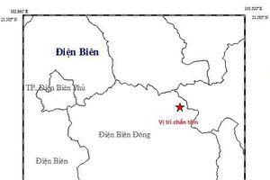 Viện Vật lý địa cầu giải thích hai trận động đất ở Điện Biên