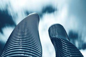 10 tòa tháp xoắn ốc đẹp ấn tượng thế giới