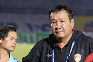 CLB Quảng Nam mời HLV Hà Nội thay ông Hoàng Văn Phúc