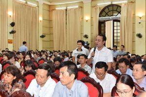 Hà Nội đối thoại với hơn 200 doanh nghiệp nợ bảo hiểm lớn