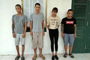 Bắt giữ bốn đối tượng buôn người ở Lai Châu