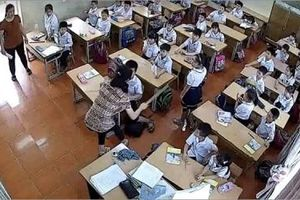 Kỷ luật giáo viên và Ban giám hiệu Trường tiểu học Quán Toan