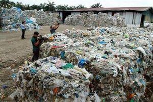 Châu Á 'tuyên chiến' với rác thải nhựa từ các quốc gia phát triển