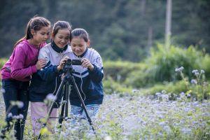 'Kết nối tiềm năng lãnh đạo': Sân chơi bổ ích cho trẻ em dân tộc thiểu số