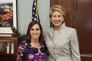 Tổng thống Trump đề cử nữ doanh nhân giữ chức Bộ trưởng Không quân Mỹ