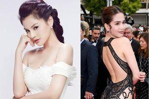 Vũ Thu Phương: 'Ngọc Trinh mặc đồ thô thiển, gợi dục, thiếu văn hóa'