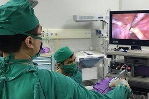 Vòng tránh thai 'lạc' vào ổ bụng bệnh nhân hơn 30 năm