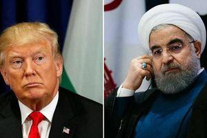 Ông Trump đang dùng chiến thuật gì đối phó Iran?