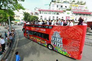 Người Sài Gòn sắp được ngắm xe buýt mui trần chạy trên phố