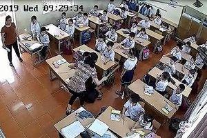 Đã có hình kỷ luật với hiệu trưởng để xảy ra việc cô giáo tát học sinh ở Hải Phòng