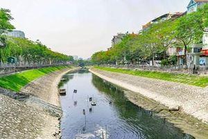 Công nghệ làm sạch sông Tô Lịch: Người dân Hà Nội hồi hộp chờ kết quả