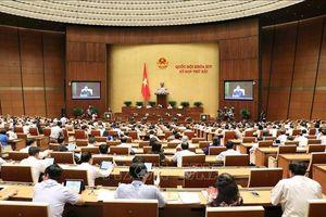 Thông cáo số 3, Kỳ họp thứ 7, Quốc hội khóa XIV