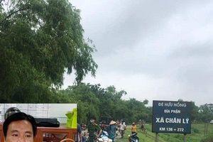 Hé lộ nguyên nhân nghi phạm sát hại tài xế xe ôm rồi phi tang xác bên bờ đê ở Hà Nam