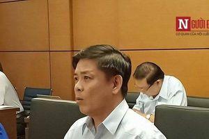 Bộ trưởng Nguyễn Văn Thể kêu khó: Mất 3 năm chỉ để làm thủ tục cho sân bay Long Thành