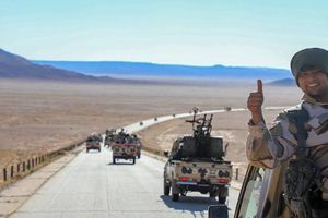Dân quân Chính phủ Hiệp thương Quốc gia Libya (GNA) sử dụng tên lửa S-125 tấn công mục tiêu mặt đất