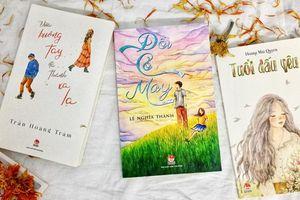 NXB Kim Đồng ra mắt 3 tác phẩm mới về mùa chia tay tuổi học trò