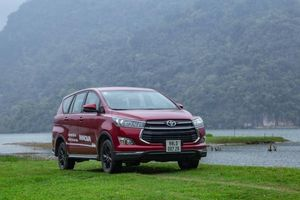 Điều gì khiến Toyota Innova thu hút khách hàng mua xe gia đình?