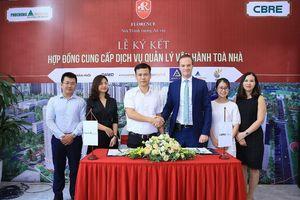 CBRE Việt Nam quản lý vận hành dự án chung cư cao cấp Florence Mỹ Đình