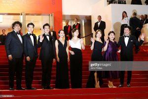 Lee Sun Kyun, Choi Woo Sik cùng loạt sao Hàn 'đổ bộ' thảm đỏ Cannes 2019 ngày 8