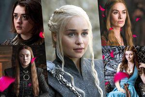 Đây là những nữ nhân xinh đẹp trong series phim nổi tiếng Game Of Thrones!